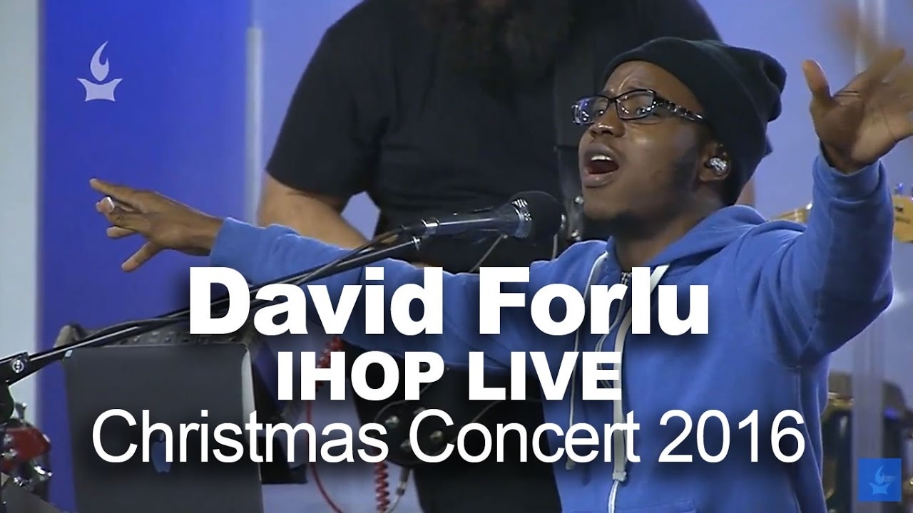The International House Of Prayer Live Stream (Christmas Special   With  David Forlu) Part 54