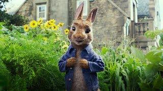 Кролик Питер — Русский трейлер (Дубляж, 2017)