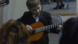 Дождик...гитара
