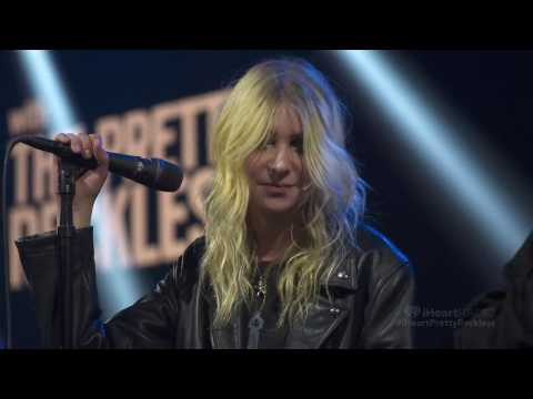 The Pretty Reckless Live iHeart Radio 2016 HD FULL SHOW