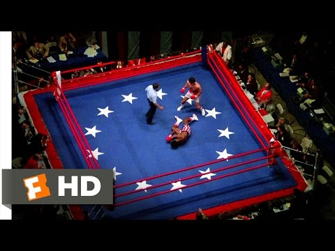 Rocky (9/10) Movie CLIP - Creed Gets Knocked Down (1976) HD