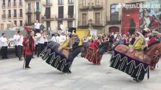 El Ball de Cavallets de Reus estrena nova coreografia, melodia i vestuari pel seu 18è aniversari