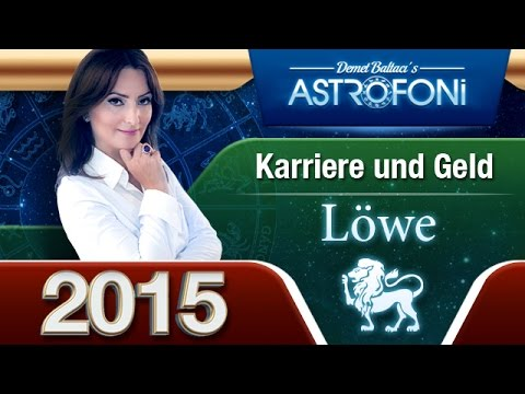 sternzeichen l we astrologie und geldhoroskop karrierehoroskop 2015 youtube. Black Bedroom Furniture Sets. Home Design Ideas