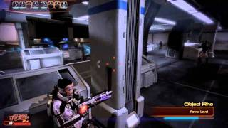 Mass Effect 2 Arrival Object Rho Soldier Insanity
