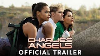Gambar cover CHARLIE'S ANGELS - Official Trailer (HD)