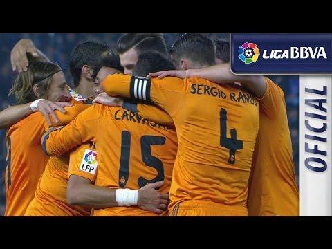 Resumen de RCD Espanyol (0-1) Real Madrid - HD