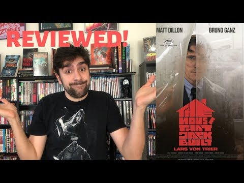 THE HOUSE THAT JACK BUILT (2018) Spoiler Review + Discussion