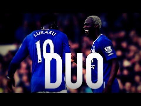 Romelu Lukaku & Arouna Koné - We Got It - Everton - 2015/16