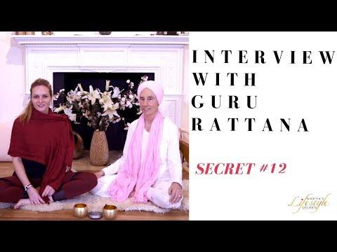 ✅Mariya's Lifestyle Secrets- Secret#12: The Dance of the Polarities (Interview with Guru Ratanna)