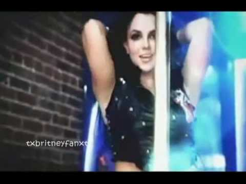 Britney Spears - Draggin The Line [Beat Goes Bang] Promo