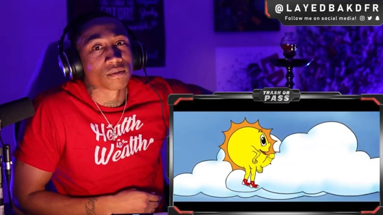 Download TRASH or PASS! Lil Dicky ( Too High ) [REACTION!!!]
