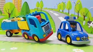 Детские мультик для малышей 2020 - Кто первый! Развивающие мультфильмы для самых маленьких детей.