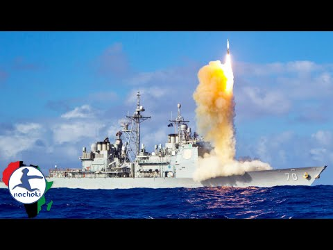 Top 10 Strongest Navies in Africa