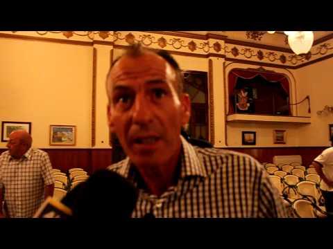 Primeras declaraciones de Gabino Rodríguez, nuevo entrenador de la UD Alzira