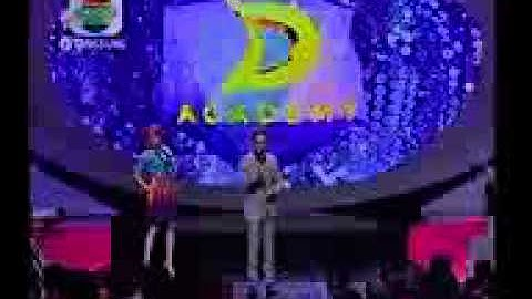 dangdut academy rina nose joget alay di panggung