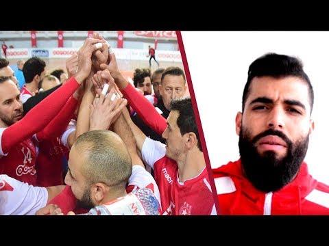 Volley-ball–Championnat Arabe des Clubs - ESS/Al-Arabi (Qatar) - Déclarations d'avant-match