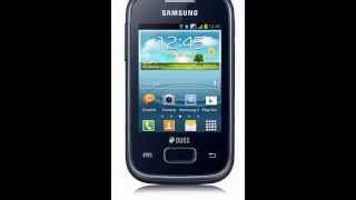 Samsung Galaxy Y Plus GT-S5303 Video First Look and specifications