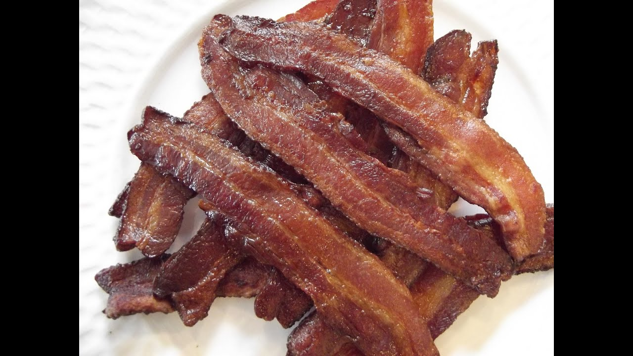 Perfect Bacon Every Time Without A Skillet The Hillbilly Kitchen Youtube
