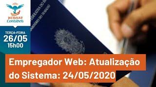 Atualização Empregador Web: Prorrogação, antecipação e exclusão de acordos