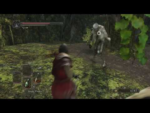 Dark Souls 2 - Gower's Ring Of Protection (LOCATION) - YouTube