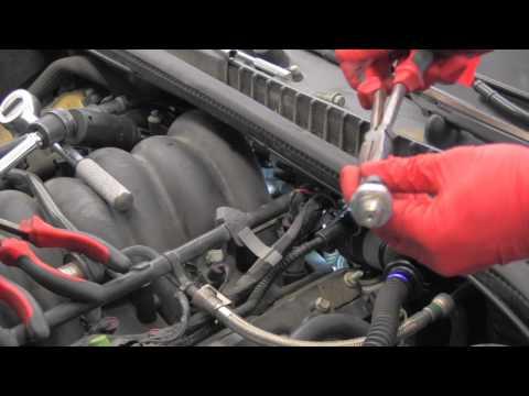 C5 Corvette Oil Pressure Sender Replacement