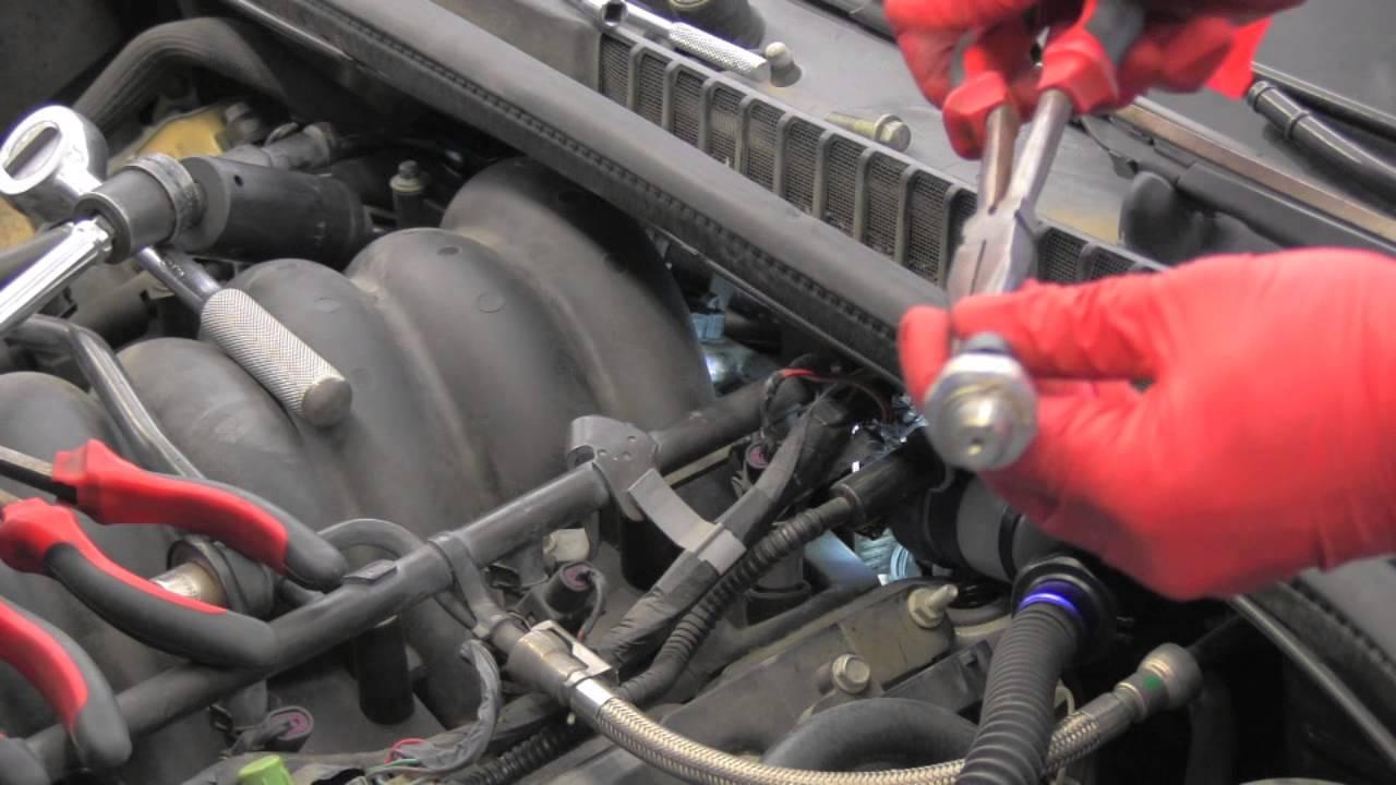 c4 corvette fuel tank sending unit [ 1280 x 720 Pixel ]