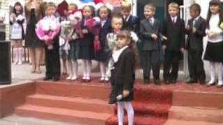 В школу с песнями и танцами (смотреть до конца)