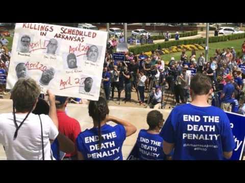 ARKANSAS EXECUTED MON 2 INMATES! STOP Death Penalty !!!