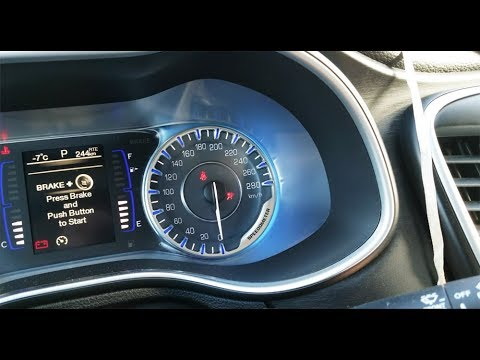 2015/2016 Chrysler 200 Service Airbag System Light - How I Fix My Airbag Light Problem