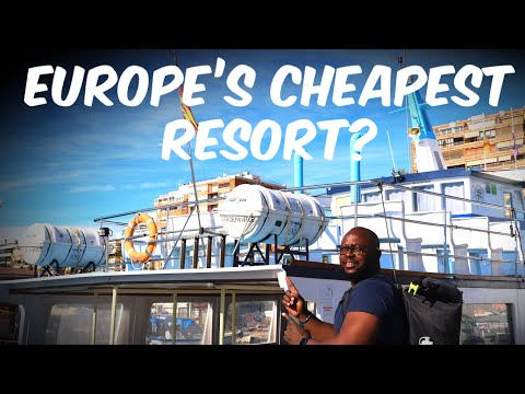 IS THIS SPAIN'S CHEAPEST RESORT?TORREVIEJA VLOGS!