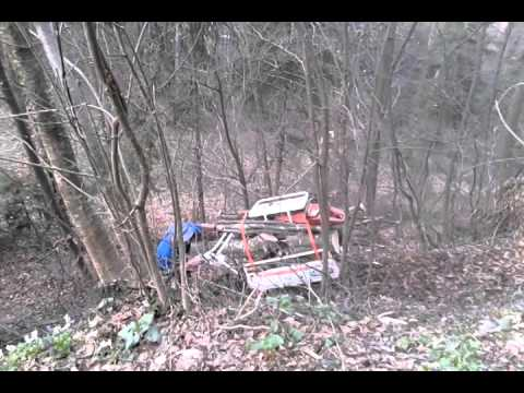 Esbosco con motocarriola nibbi e slitta autocostruita t for Grillo 507 usato