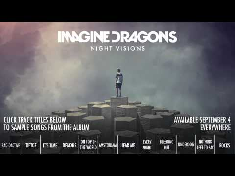 Imagine Dragons Night Visions Available Sep 4 Youtube