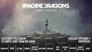 Imagine Dragons - Night Visions - Available Sep. 4