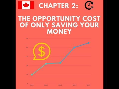 CH. 2: THE OPPORTUNITY COST OF ONLY SAVING YOUR MONEY
