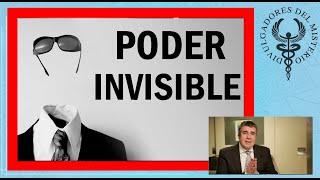 El poder visible e invisible por Santiago Camacho