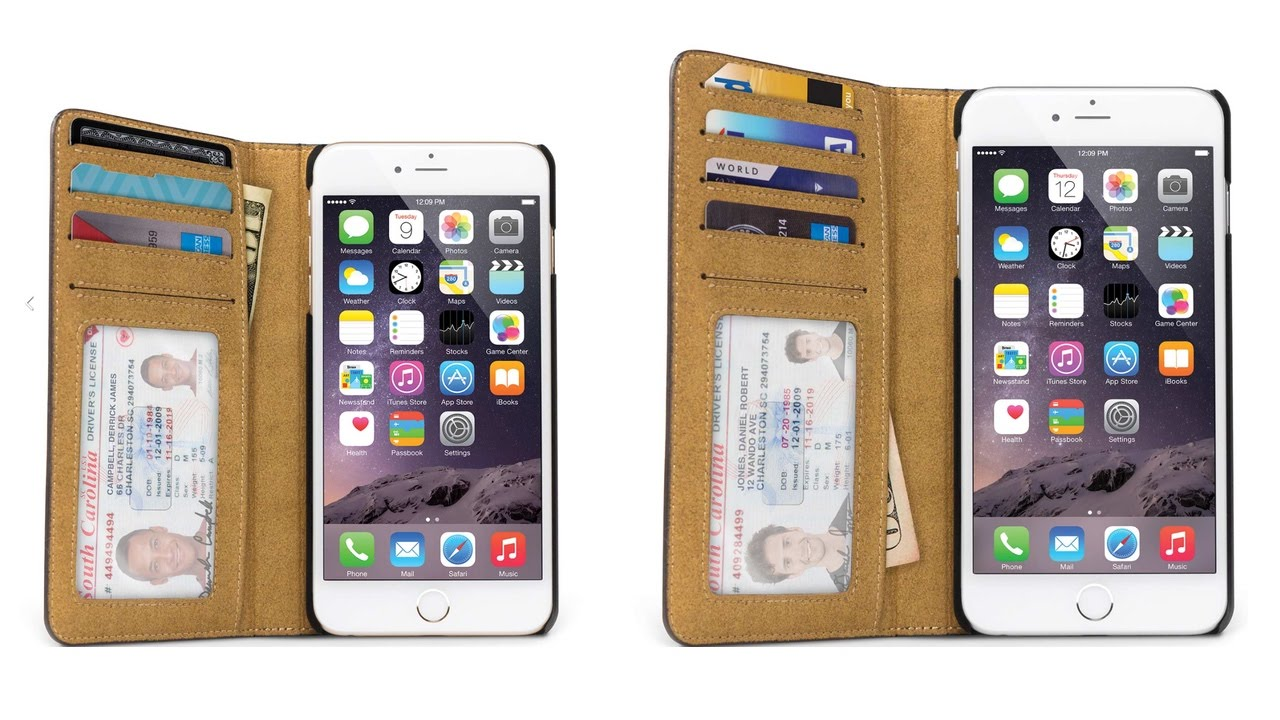 quality design 622f4 93171 First Look: Twelve South BookBook for iPhone 6 Plus