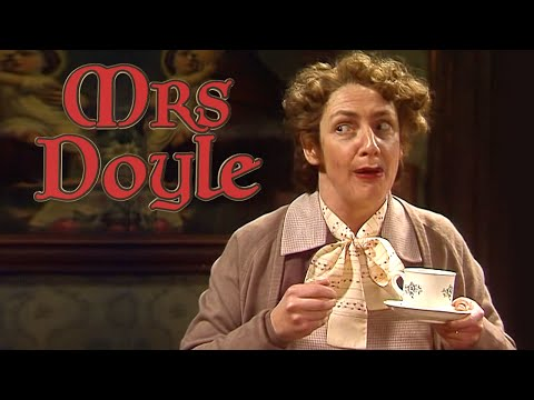 Mrs Doyle Best Bits  Father Ted Compilation
