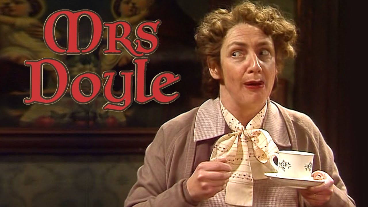 Mrs Doyle Best Bits Father Ted Compilation YouTube