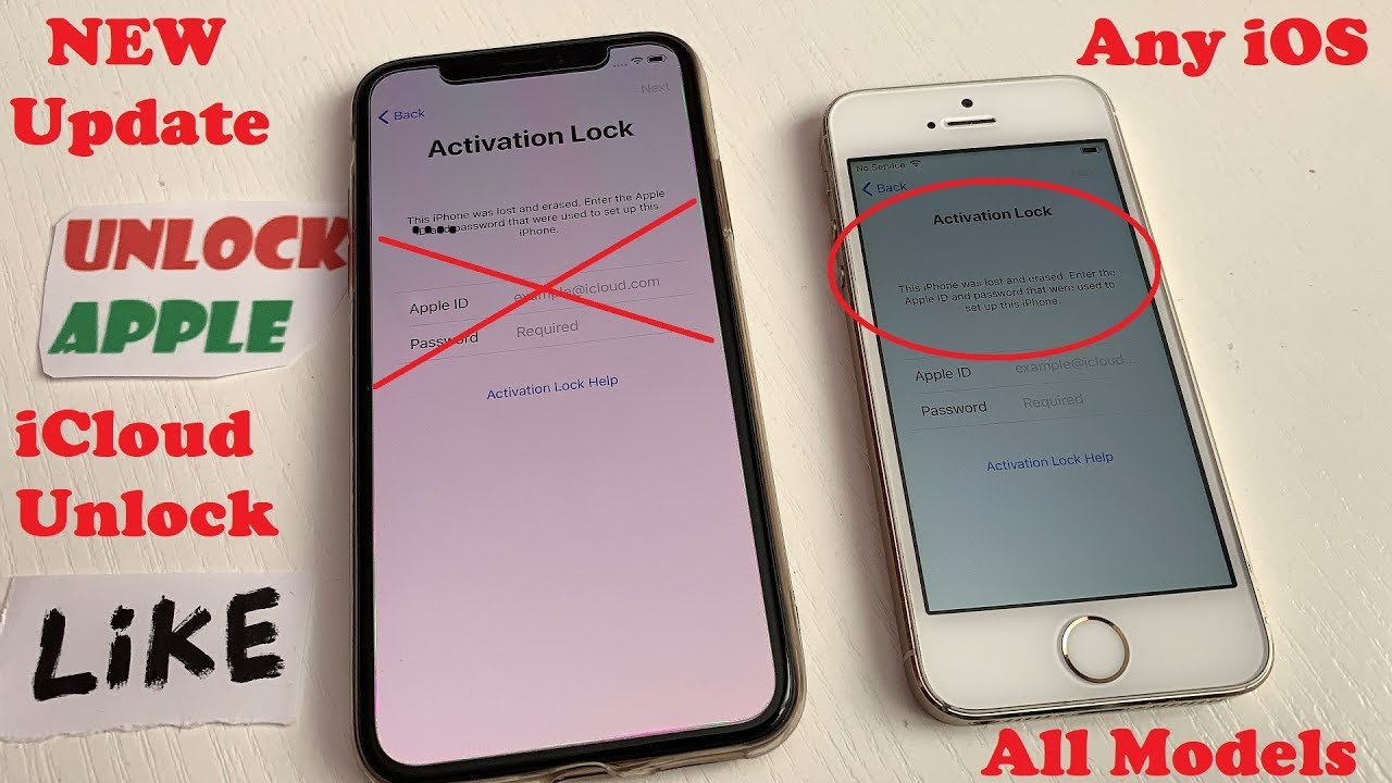 April 2019!! iCloud Disable Apple ID✔ iCloud Activation Lock✔ Forgotten  ID/Password Factory Unlock✔