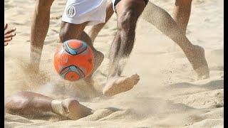 Пляжные футболиcты Спортивный клуб 08 07 2020