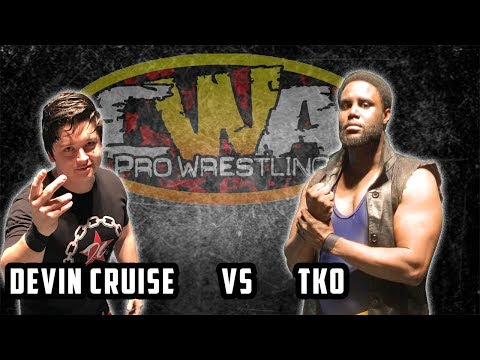Devin Cruise vs TKO