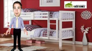 Bunk Bed From Www.strictlybedsandbunks.co.uk