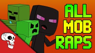 Mob Rap 1-4 All Parts! by JT Machinima | Official |