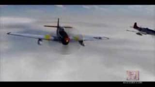 TUSKEGEE BLACK AMERICAN PILOTS DEFEAT NAZI JETS