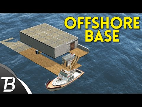 DayZ OverPoch: Part 36 - Offshore Base