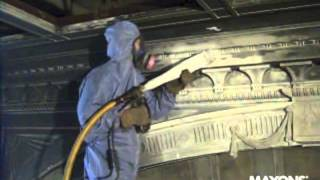 Dry Ice Blasting - Fire & Smoke Damage