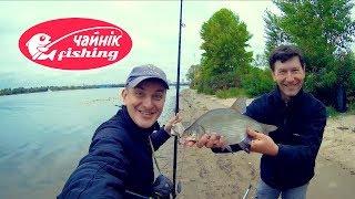 Трейлер Лещ в сентябре на Газопроводе Днепр Киев