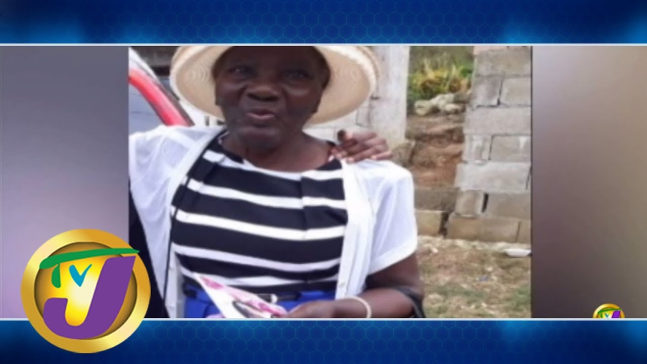 TVJ News: St. James Family in Mourning - April 29 2019 Clip 3 of 3