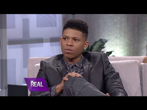 Bryshere Gray on Dating Older Women, and Working with Timbaland