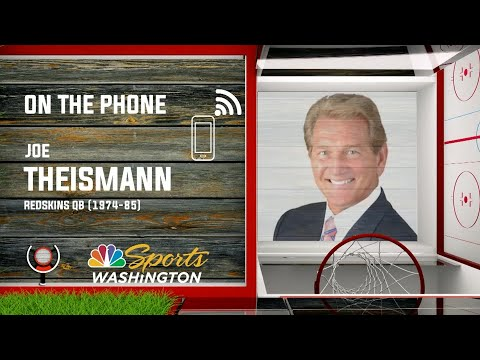 Joe Theismann: Kirk Has Been A Top 5 Quarterback